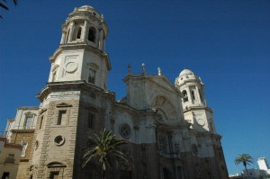 New Cathedral: Cadiz, Spain