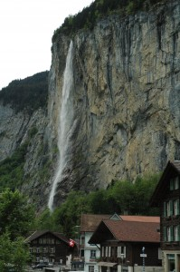 Downtown Lauterbrunnen
